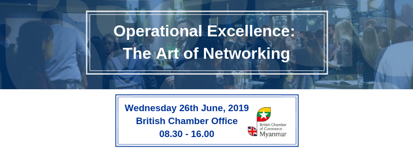 Operational Excellence: The Art of Networking | BritCham