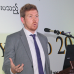 Jordan Zele (Senior Business Development Manager, Frontier Myanmar Research Ltd.)