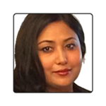 Cherry Trivedi (Founder/Managing Director of AYUROMA INTERNATIONAL PTE.,LTD)